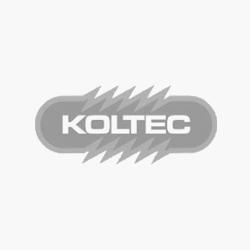 Kunststof isolator lint - 60mm paal