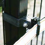 Isolator voor lint, kunststof, 60*40 mm