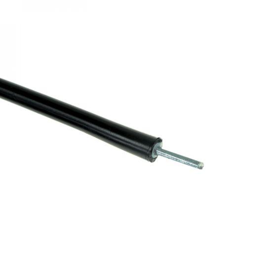 Hoogspanningskabel 1,6 mm vaste kern