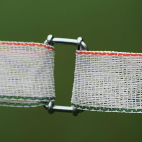Verb/gespen v. lint tot 40 mm