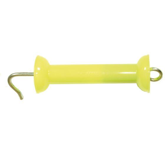 Poortgreep KOLTEC, neon geel
