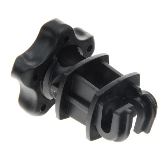Paalisol. voor draad/koord (max. 15 mm)