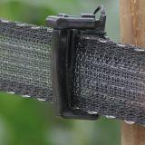 versterkt 40mm lint zwart