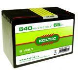 Batterij 9 Volt-540 Wh 65 Ah