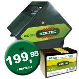 Batterijapparaat KOLTEC EC20